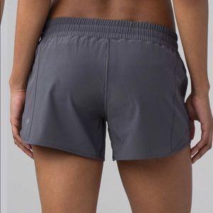 Lululemon Athletica Hotty Hot Shorts